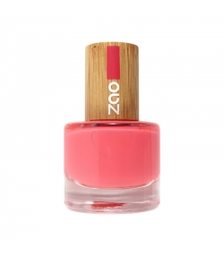 Vernis à ongles brillant N°656 Corail - 8ml - Zao Make-up