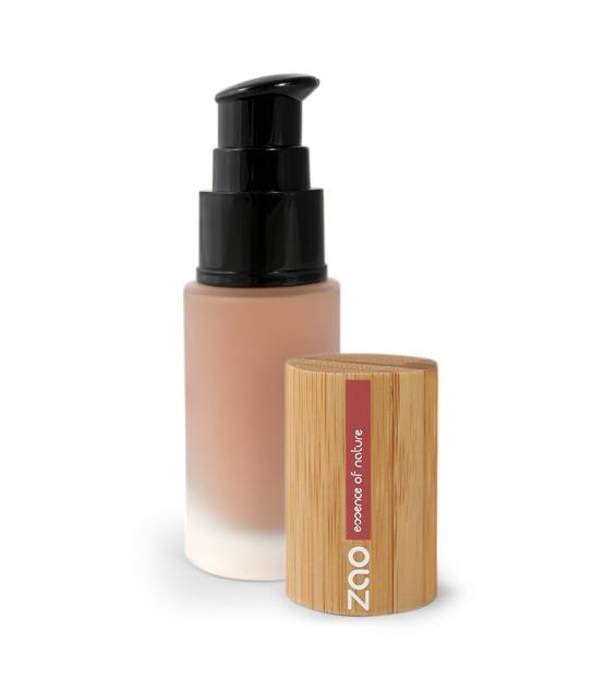 BIO-Make-up Fluid N°706 Schokolade - 30ml - Zao Make-up