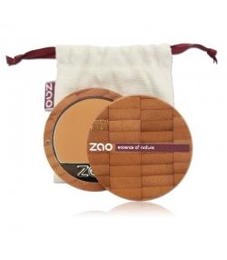 Fond de teint compact BIO N°731 Abricot – 7,5g – Zao Make-up