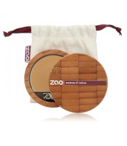 Fond de teint compact BIO N°732 Pétale de rose – 7,5g – Zao Make-up