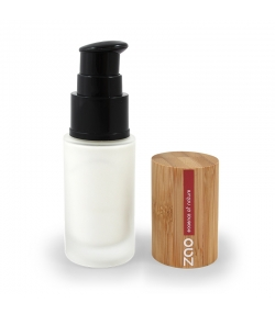 Sublim'soft base lissante & matifiante BIO N°750 Transparent - 30ml - Zao Make-up