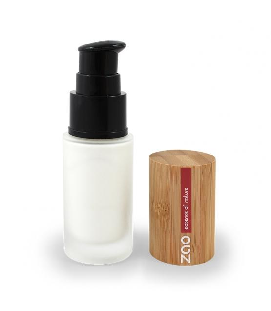 Sublim'soft base lissante & matifiante BIO N°750 Transparent - 30ml - Zao Make-up
