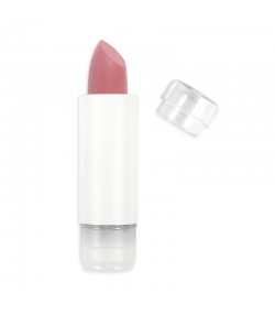 Nachfüller BIO-Lippenstift Soft Touch matt N°434 Puder Rosa - 3,5g - Zao Make-up