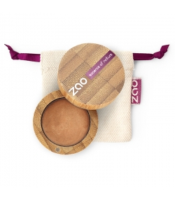 Fard à paupières crème nacré BIO N°254 Bronze doré – 3g – Zao Make-up