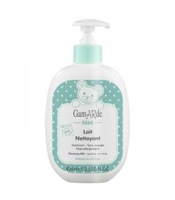 Lait nettoyant bébé BIO aloe vera & eau thermale - 400ml - Gamarde