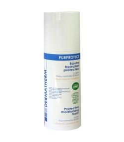Baume fluide hydratant protecteur BIO beurre de karité & eau thermale - PURPROTECT - 150ml - Dermatherm