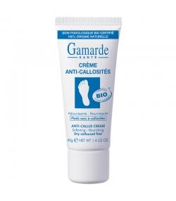 Crème anti-callosités BIO wintergreen & eau thermale - 40g - Gamarde