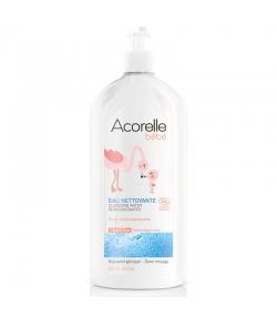 Baby BIO-Reinigungswasser Gesicht & Po Mutterlauge - 500ml - Acorelle