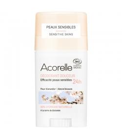 Déodorant stick douceur 24h BIO fleur d'amandier - 45g - Acorelle