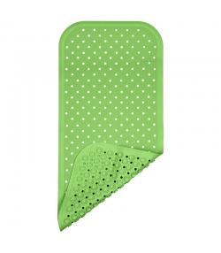 Tapis de bain en caoutchouc naturel Vert - 1 pièce - Fair Zone