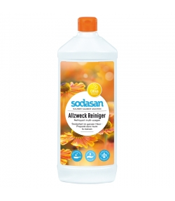 Ökologischer Allzweck Reiniger Citrus - 1l - Sodasan