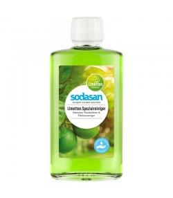 Ökologischer Spezialreiniger Limette - 250ml - Sodasan