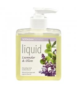 Savon liquide BIO lavande & olive - 300ml - Sodasan