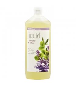 BIO-Flüssigseife Lavendel & Olive - 1l - Sodasan
