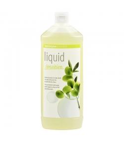 Savon liquide peaux sensibles BIO sans parfum - 1l - Sodasan