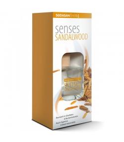 Parfum d'ambiance naturel bois de santal - 200ml - Sodasan