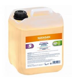 Nettoyant multi-usages écologique citrus - 5l - Sodasan