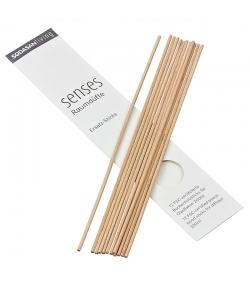 Bâtonnets en bois pour parfum d'ambiance - 12 pièces - Sodasan