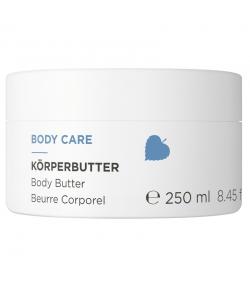 Beurre corporel BIO acide hyaluronique & algue - 250ml - Annemarie Börlind Body Care