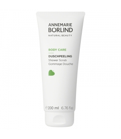 BIO-Duschpeeling Aloe Vera & Bambus - 200ml - Annemarie Börlind Body Care