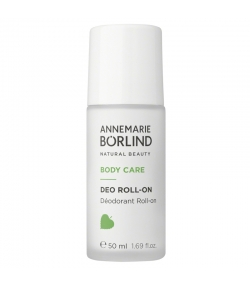 BIO-Deo-Roller Aloe Vera & Bambus - 50ml - Annemarie Börlind Body Care