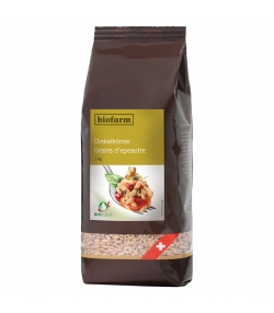 Grains d'épeautre BIO - 1kg - Biofarm