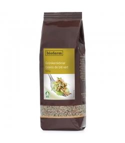 Grains de blé vert BIO - 500g - Biofarm