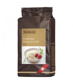 Flocons de millet BIO - 500g - Biofarm