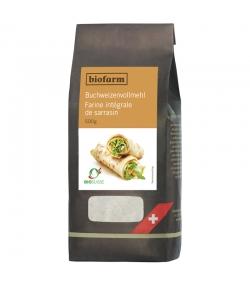 Farine intégrale de sarrasin BIO - 500g - Biofarm