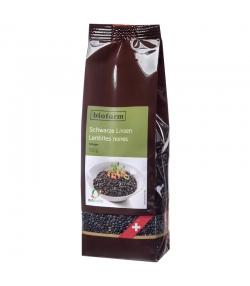 Lentilles noires beluga BIO - 500g - Biofarm