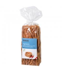 BIO-Dinkel-Peperoncini-Tagliatelle - 350g - Biofarm