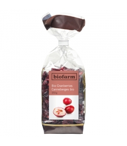 BIO-Cranberries - 150g - Biofarm