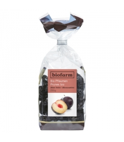 BIO-Pflaumen ohne Stein - 250g - Biofarm