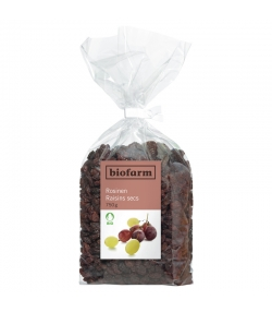 Raisins secs BIO - 750g - Biofarm