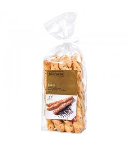 Flûtes avec graines de colza BIO - 125g - Biofarm