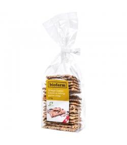Cracker au mélange graines omega BIO - 125g - Biofarm