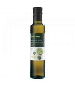Huile d'olive au citron BIO - 250ml - Biofarm