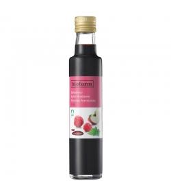 Vinaigre balsamique pommes & framboises BIO - 250ml - Biofarm