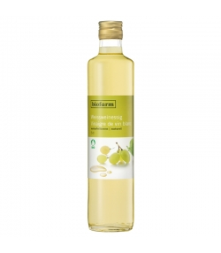 Vinaigre de vin blanc BIO - 500ml - Biofarm