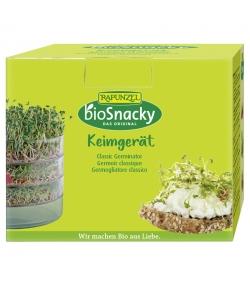 Keimgerät - 1 Stück - Rapunzel bioSnacky