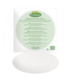 Vliespapier für Keimgeräte - 25 Stück - Rapunzel bioSnacky