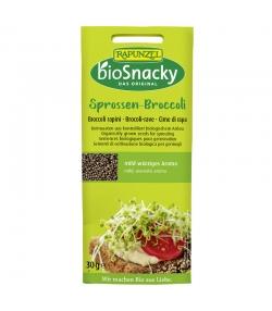 Sprossen-Broccoli BIO-Keimsamen - 30g - Rapunzel bioSnacky