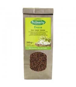 Graines à germer de cresson BIO - 200g - Rapunzel bioSnacky