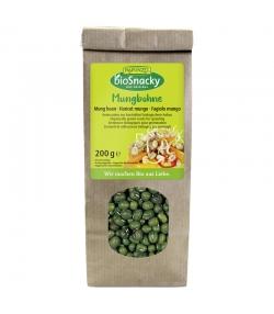 Graines à germer d'haricot mungo BIO - 200g - Rapunzel bioSnacky