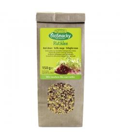 Graines à germer de trèfle rouge BIO - 150g - Rapunzel bioSnacky