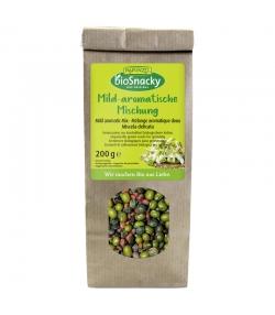 Mélange de graines à germer Aromatique doux BIO - 200g - Rapunzel bioSnacky