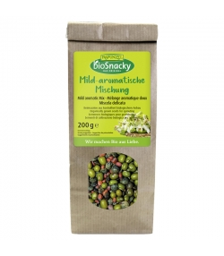 Mild-aromatische BIO-Saatenmischungen - 200g - Rapunzel bioSnacky
