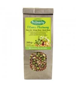 Mélange de graines à germer Fitness BIO - 200g - Rapunzel bioSnacky