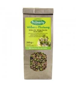 Mélange de graines à germer Wellness BIO - 200g - Rapunzel bioSnacky