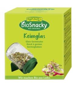 Keimglas - 1 Stück - Rapunzel bioSnacky